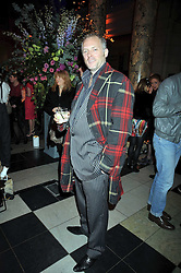 JO CORREY at Hats - an antology of Stephen Jones held at the V&A, London on 23rd February 2009.