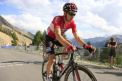 Jurgen Roelandts (BEL) Lotto-Soudal climbs Col d'Izoard during Stage 18 of the 104th edition of the Tour de France 2017, running 179.5km from Briancon to the summit of Col d'Izoard, France. 20th July 2017.<br /> Picture: Eoin Clarke | Cyclefile<br /> <br /> All photos usage must carry mandatory copyright credit (© Cyclefile | Eoin Clarke)