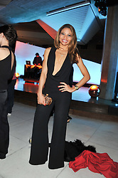 EMMA McQUISTON fiance of Viscount Weymouth heir of the Marquess of Bath at the Vogue Festival Party 2013 in association with Vertu held at the Queen Elizabeth Hall, Southbank Centre, London SE1 on 27th April 2013.