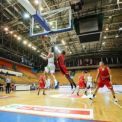 20160806: SLO, Basketball - Adecco Cup, Slovenia vs Belgium