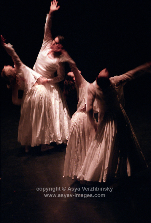 Batsheva Dance Company on tour in London