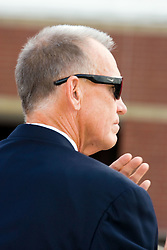 19 September 2009:Doug Collins. Illinois State University took the day to celebrate 2 of it's own, the late Will Robinson and national hero Doug Collins.  Will Robinson became the first black head basketball coach in NCAA Division I history when names ISU basketball coach in 1970.  Doug Collins was an Illinois State standout basketball player who represented the United States in the 1972 Olympics, played NBA ball for several years where he later coached and recently recieved the Curt Gowdy Media Award for career in broadcasting.  A statue was erected in their honor on the terrace just north of the main entrance to Redbird Arena on ISU's campus in Normal IL