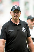 Twickenham, Surrey, United Kingdom. Barbarians Head Coach, Vernon [Vern] COTTER. pre the Old Mutual Wealth Cup, England vs Barbarian's match, played at the  RFU. Twickenham Stadium, on Sunday   28/05/2017England    <br /> <br /> [Mandatory Credit Peter SPURRIER/Intersport Images]