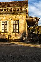 Casarão antigo em Rancho Queimado. Rancho Queimado, Santa Catarina, Brasil. / Old colonial house in Rancho Queimado. Rancho Queimado, Santa Catarina, Brazil.