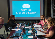 Virtual Listen & Learn with Houston ISD Superintendent Richard Carranza, November 14, 2016.