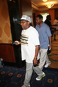 26 June 2010-Miami Beach, Fla- Spike Lee arrives at the Spike Lee Master Class on the Art of Filmmaking at the 2010 American Black Film Festival held at The Ritz Carlton on June 26, 2010 in South Beach, Miami Beach, Florida. Photo Credit: Terrence Jennings/Sipa