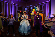 "Cinderella brings the ""for the kids"" atmosphere. The BobcaThon aims to raise awareness and funds for seriously-ill children and their families. Photo by Olivia Wallace"
