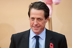 © Licensed to London News Pictures. 05/11/2017. London, UK. HUGH GRANT attends the Paddington Bear 2 UK film premiere. Photo credit: Ray Tang/LNP