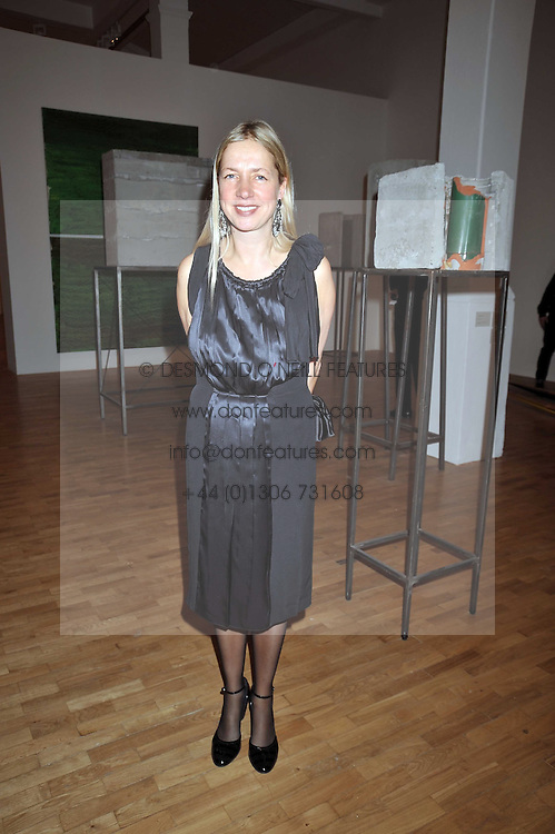 IWONA BLAZWICK Director of the Whitechapel Gallery at a party to celebrate the opening of the new Whitechapel Gallery, 77-82 Whitechapel High Street, London E1 on 2nd April 2009.