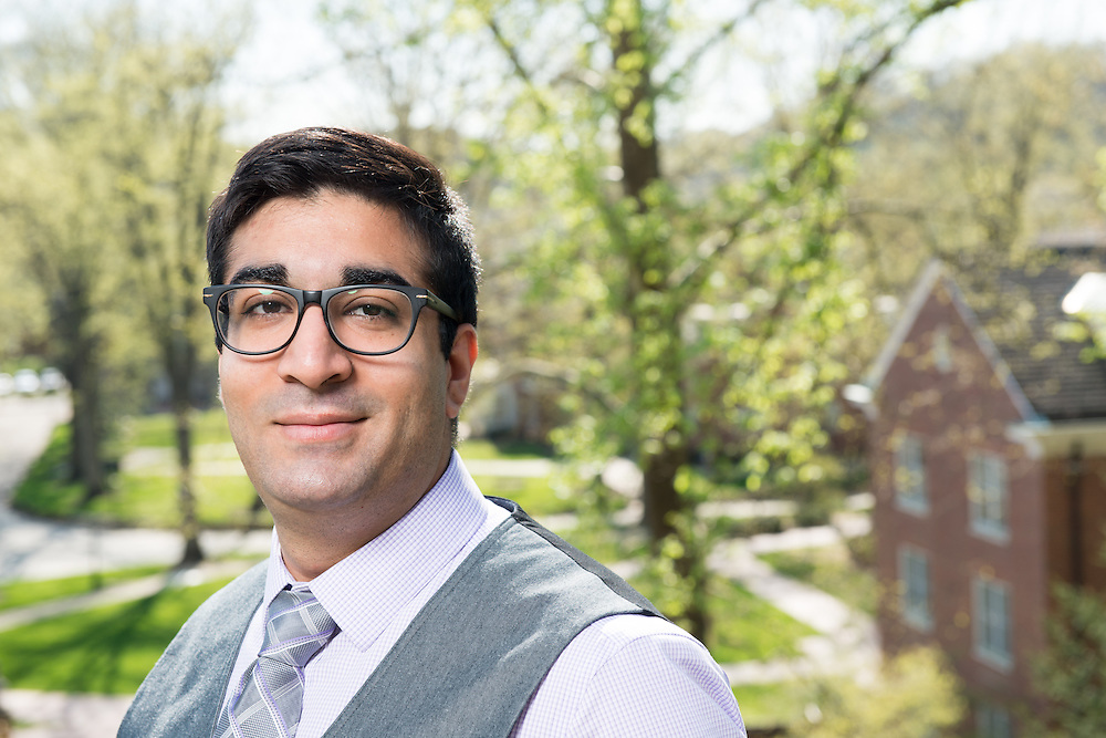 College of Arts and Sciences, Graduate Student, Math, Shehzad Ahmed