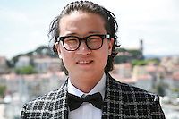 Actor Song Sae Byuk who stars in the film Dohee-ya, A Girl At My Door, at the 67th Cannes Film Festival, Tuesday 20th May 2014, Cannes, France.