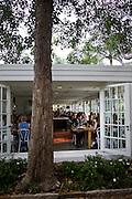 Sydney FC lunch at Matt Moran's new Restaurant Chiswick House in Woollarah.