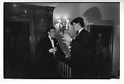 Mark Butterworth, Martin Lang at James Berkeleys 21st birthday 13/02/88 ONE TIME USE ONLY - DO NOT ARCHIVE  © Copyright Photograph by Dafydd Jones 66 Stockwell Park Rd. London SW9 0DA Tel 020 7733 0108 www.dafjones.com