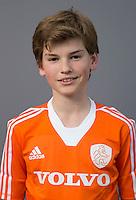 UTRECHT - Sascha van Deventer. Nederlands Jongens B. FOTO KOEN SUYK