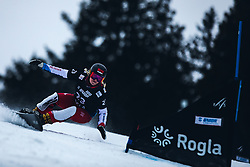 ZOGG Julie (SUI) during FIS alpine snowboard world cup 2019/20 on 18th of January on Rogla Slovenia<br /> Photo by Matic Ritonja / Sportida