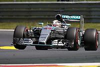 44 HAMILTON lewis (gbr) mercedes gp mgp w06 action during the 2015 Formula One World Championship, Grand Prix of Austria from june 18 to 22nd 2015,  in Spielberg, Austria. Photo Gregory Lenormand / DPPI
