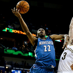 11-14-2014 Minnesota Timberwolves at New Orleans Pelicans