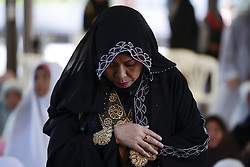 June 15, 2018 - Bangkok, Thailand - Muslim women during Eid al-Fitr prayers to mark the end of the holy fasting month of Ramadan at a mosque in Bangkok. (Credit Image: © Anusak Laowilas/NurPhoto via ZUMA Press)