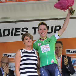 02-09-2017: Wielrennen: Boels Ladies Tour: Vaals  <br />Annemiek van Vleuten