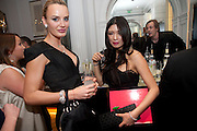 MASHA MARKOVA; REBECCA WANG;, Georgina Chapman and Stephen Webster celebrate her guest designer collection for Garrard. Albermarle St. London. 4 November 2009