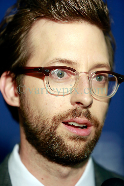 17 September 2014. New Orleans, Louisiana.<br /> NCIS New Orleans. CBS Red carpet event at the WW2 Museum.<br /> Actor Rob Kerkovich - 'Sebastian Lund.&quot;<br /> Photo Credit; Charlie Varley/varleypix.com