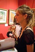 MARINA BURY; Preview of Greek Sale sponsored by Citibank. Sotheby's. New Bond st. London. 10 November 2008 *** Local Caption *** -DO NOT ARCHIVE -Copyright Photograph by Dafydd Jones. 248 Clapham Rd. London SW9 0PZ. Tel 0207 820 0771. www.dafjones.com