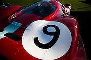 August 14-16, 2012 - Pebble Beach / Monterey Car Week. 1967 Ferrari 412p