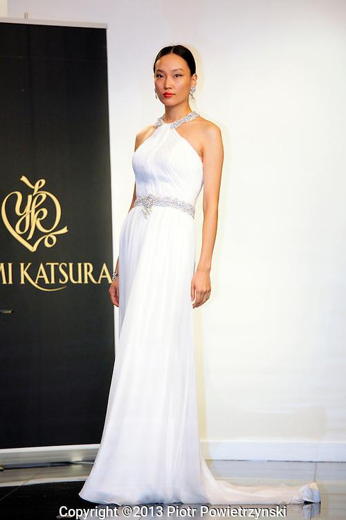 Model: Natsuko Natsuyama<br /> New York, Friday, October 11, 2013