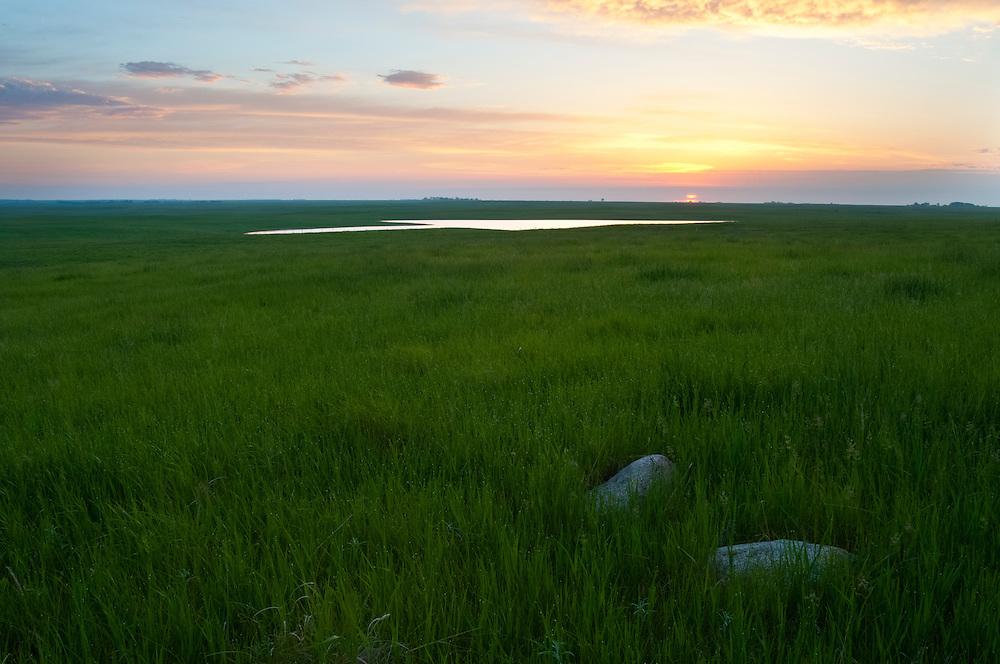 Goebel Ranch, McPherson County, South Dakota