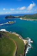 Manana Island, Rabbit Island, Makapu Pt., Hawaii Kai, Kahala,Oahu, Hawaii