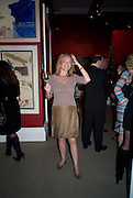 MARINA KALOGHIROU, Preview of Greek Sale sponsored by Citibank. Sotheby's. New Bond st. London. 10 November 2008 *** Local Caption *** -DO NOT ARCHIVE -Copyright Photograph by Dafydd Jones. 248 Clapham Rd. London SW9 0PZ. Tel 0207 820 0771. www.dafjones.com
