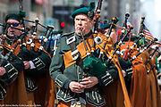 """The St. Patrick's Day Parade in New York City. See more images by clicking on """"Image Galleries +"""" at the top left of this page, then selecting """"All Galleries"""" and then selecting """"St. Patrick's Day Parade""""."""