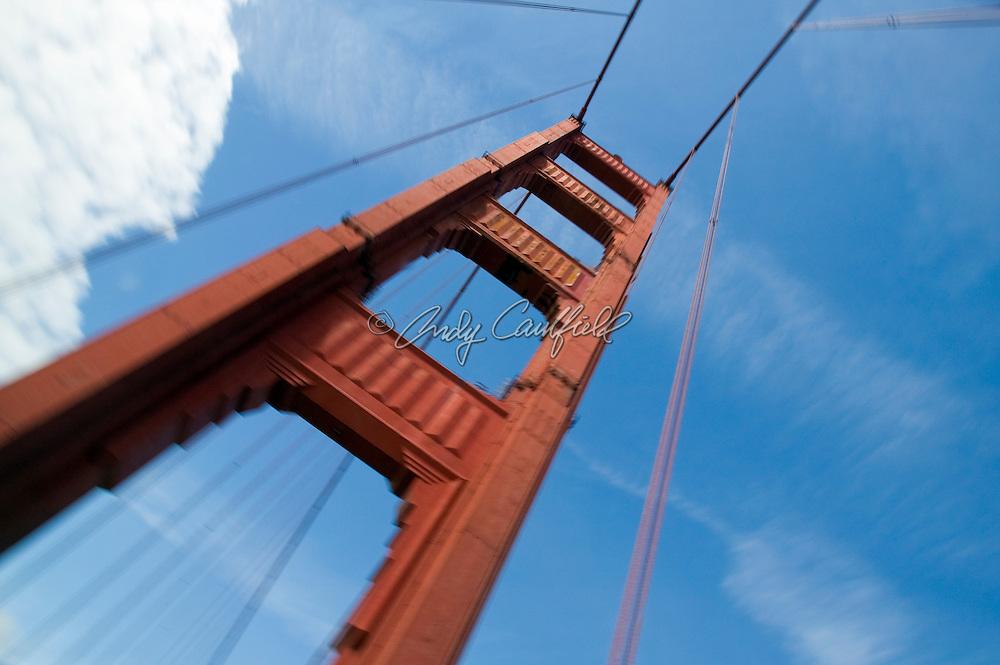 Golden Gate Bridge-San Francisco, CA