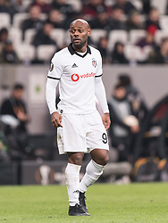 Vagner Silva de Souza Love of Besiktas JK during the UEFA Europa League group I match between between Besiktas AS and Malmo FF at the Besiktas Park on December 13, 2018 in Istanbul, Turkey