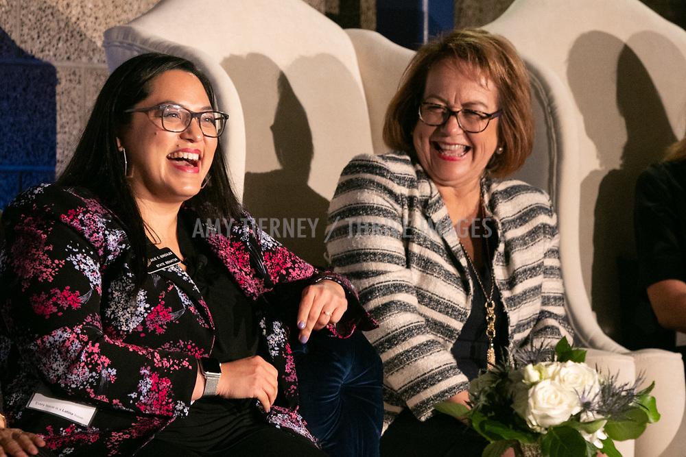 Senator Julie Gonzales, Senator Maria Elena Durazo