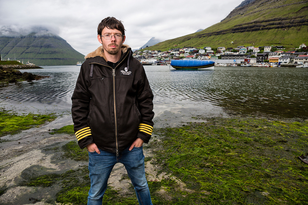 Sweden's 29 year old Peter Hammarstedt, captain of Sea Shepherd's MY Bob Barker, travels around the world to fight for the marine animals, also referred to as the organizations &ldquo;clients&rdquo;. Peter is one of the leaders of the Sea Shepherd's Faroe Islands campaign of &quot;Grindstop 2014.&quot;  Operation Grindstop is Sea Shepherd's largest effort to date to stop the traditional Pilot Whale slaughter in the Faroe Islands.<br />