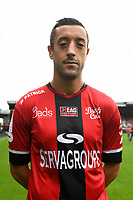 Jonathan Martins Pereira during photocall of En Avant Guingamp for new season 2017/2018 on September 7, 2017 in Guingamp, France. (Photo by Philippe Le Brech/Icon Sport)