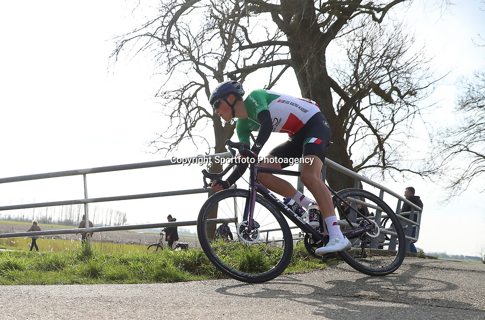 07-03-2020: Wielrennen: Ronde van Groningen: Usquert Marco Frigo (SEG)