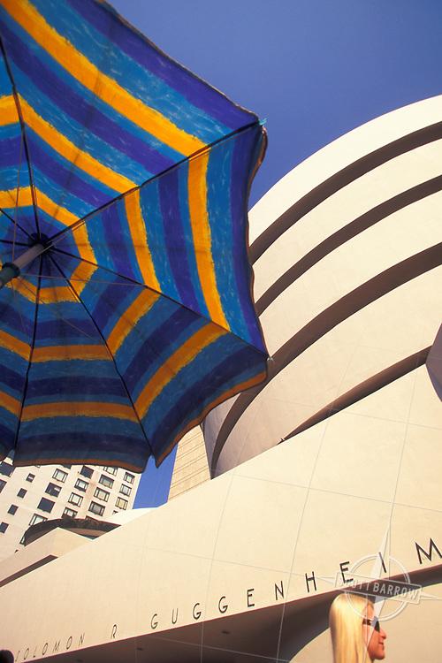 Guggenheim Museum, NY, NY