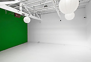 Venice, Los Angeles photography and video studio with green screen.