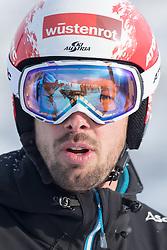 17.01.2017, Hahnenkamm, Kitzbühel, AUT, FIS Weltcup Ski Alpin, Kitzbuehel, Abfahrt, Herren, Streckenbesichtigung, im Bild Joachim Puchner (AUT) // Joachim Puchner of Austria during the course inspection for the men's downhill of FIS Ski Alpine World Cup at the Hahnenkamm in Kitzbühel, Austria on 2017/01/17. EXPA Pictures © 2017, PhotoCredit: EXPA/ Johann Groder