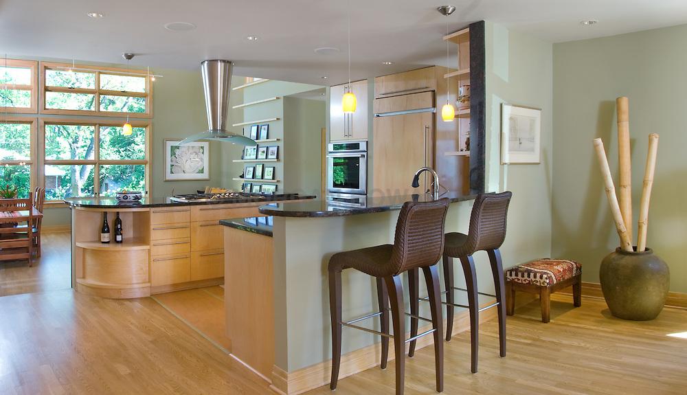 5623 N 26th Matt Ossolinski architect Kitchen