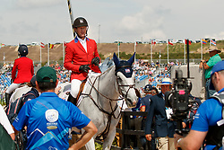 Ward Mclain, USA, Clinta<br /> World Equestrian Games - Tryon 2018<br /> © Hippo Foto - Sharon Vandeput<br /> 23/09/2018