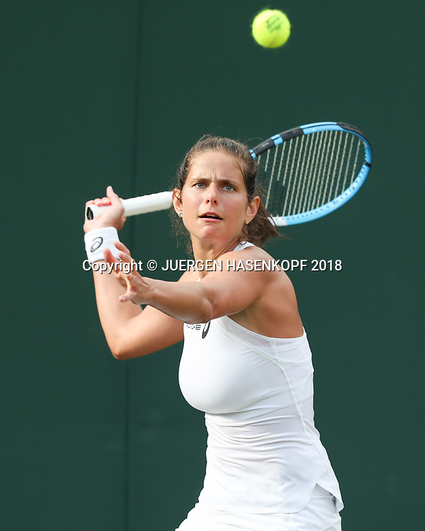 Julia Goerges Ger Tennis Wimbledon 2018 London Grand Slam