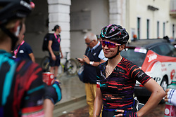 Kasia Niewiadoma (POL) after Stage 8 of 2019 Giro Rosa Iccrea, a 133.3 km road race from Vittorio Veneto to Maniago, Italy on July 12, 2019. Photo by Sean Robinson/velofocus.com