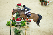 Luciana Diniz - Lennox<br /> Rolex FEI World Cup Final 2013<br /> © DigiShots