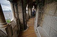La Basilique du Sacre-Coeur (Dôme)