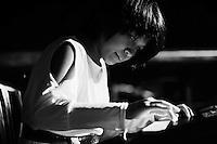 Underground Jazz Movement performing at the Jazz Rendezvous, Bali Deli, Sanur, Bali, Indonesia, 22/02/2013