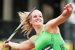 Samsung Diamond League adidas Grand Prix track & field; Asdis Hjalmsdottir, ISL, Javelin