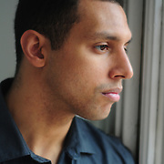 BATH, Maine --  4/2/13 -- Jose, Actor and dancer. Portrait session at Susan McChesney Art Studio. Photo © 2013 by Roger S. Duncan.